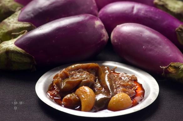 Kalas Sweet Brinjal Pickle - Kalas Kalai